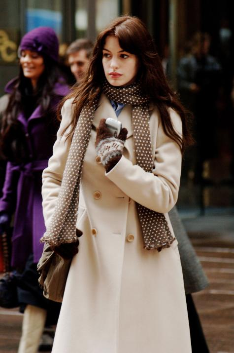 I Want This Wardrobe Anne Hathaway In The Devil Wears